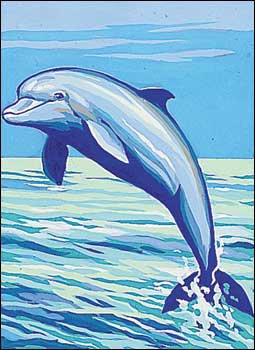 Dauphin dessin blog de vie des animaux 54 - Dessin a imprimer de dauphin ...