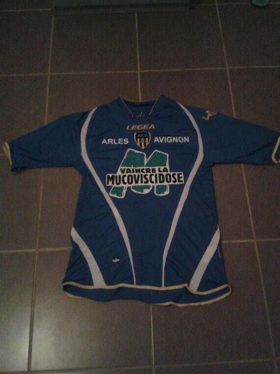 Maillot prepare ALEKSIC Saison 2013-2014