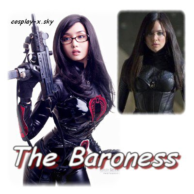 __* The Baroness *__