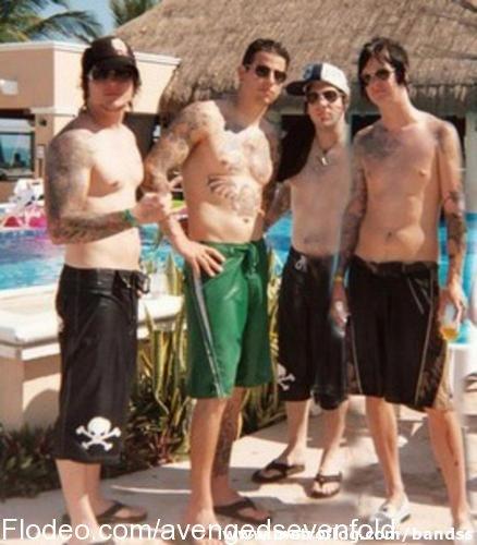 Syn' , Matt , Zacky & Jimmy ♥