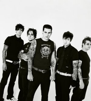 AVENGED SEVENFOLD !