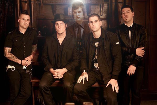 AVENGED SEVENFOLD R.I.P JIMMY.. ♥