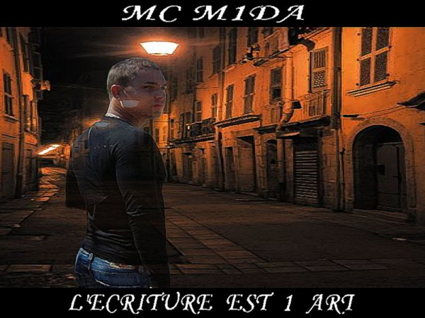 New Album de Mc M1da