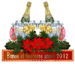 **&**&** BONNE ET HEUREUSE ANNEE 2012 **&**&**