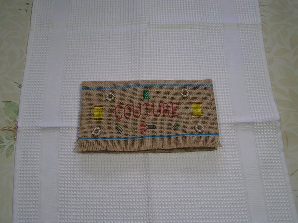**H**H**   TROUSSE A COUTURE N°2   **H**H**