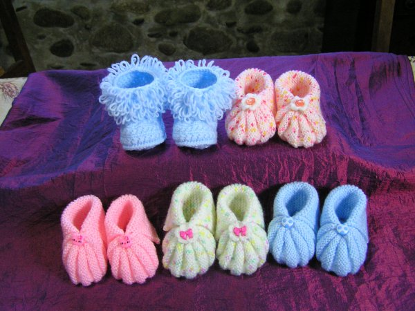 :::: £ ::::   CHAUSSONS   :::: £ ::::