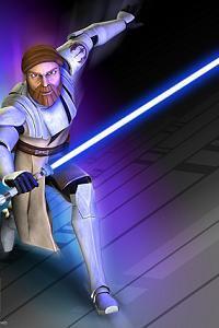 Maître jedi Obi Wan Kenobi