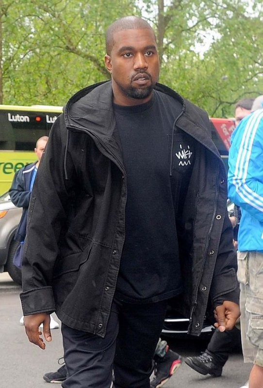 Kim Kardashian stuns in bridal white thigh-split dress as she hits Rome red carpet with Kanye West