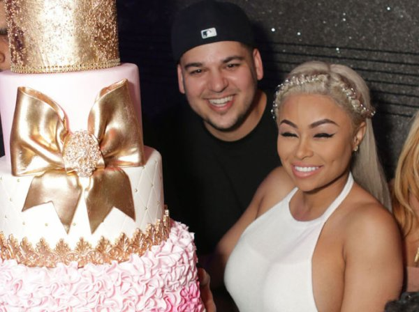 Blac Chyna Thinks Rob Kardashian Will Be an 'Overprotective' Dad