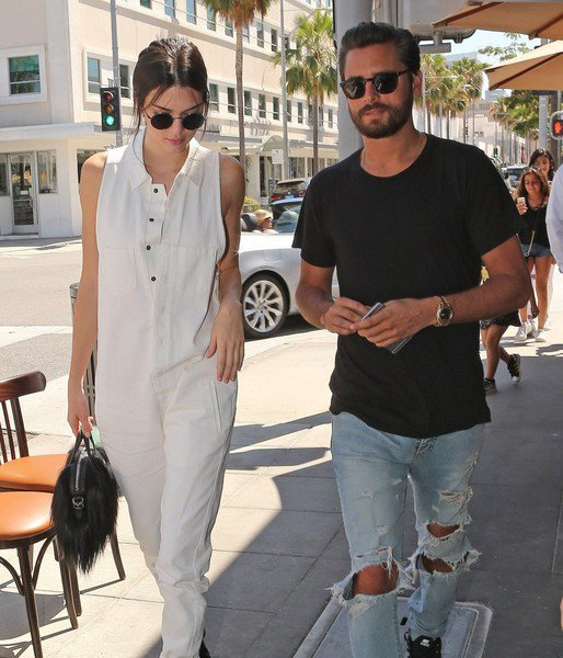 Kendall Jenner could be making use of tiny bags for issues other than medication, people