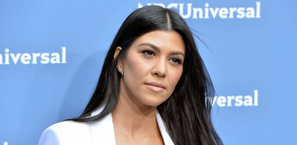 Kourtney Kardashian On Scott Disick, 'It's Just Not What I Want Correct Now'