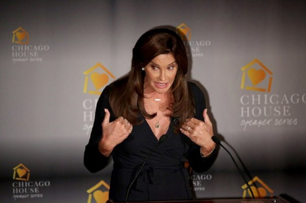 Caitlyn Jenner Denies Pushing Kanye West to Run for President