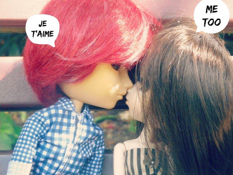 Jun découvre une nouvelle femelle :) (Histoire crée par les gogolle de la rencontre)