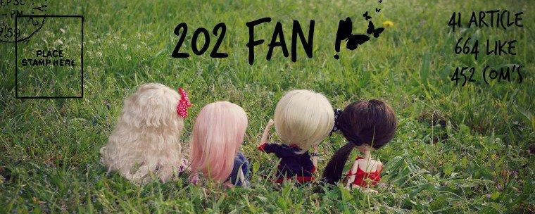 200 (et quelque xD) Fans *^* YOUPIYUUUU!