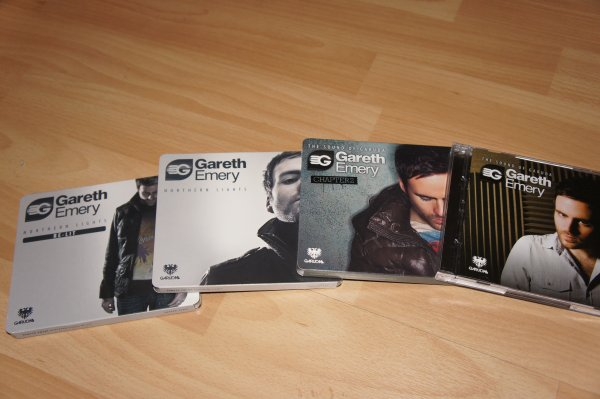 COLLECTION: Gareth Emery