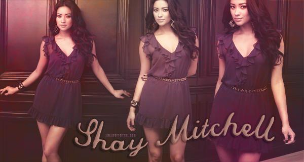 Joyeux Anniversaire Shay Mitchell