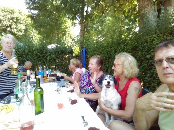 BAGNOLS LES BAINS - en Lozère du 21 août au 9 septembre 2017