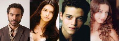 Le casting de Breaking dawn avance : Tout les vampires en images!