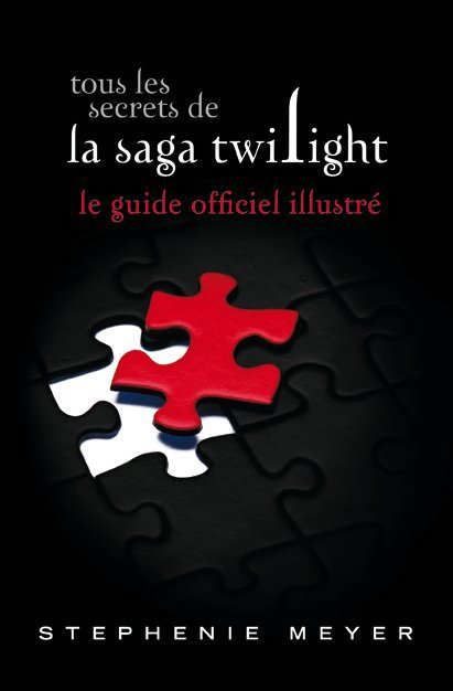 Guide Officiel de la saga Twilight - Nos avis
