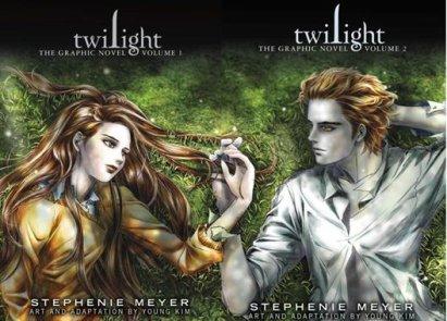 Twilight graphic N°2 décortiqué