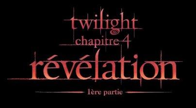 Twilight chapitre 4 : Révélation partie 1 (avis)