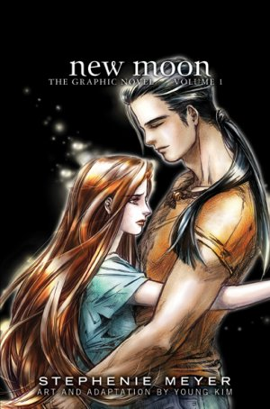 Graphic Novel New Moon!