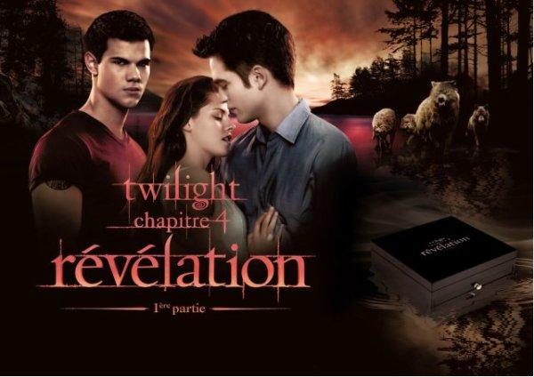 ENFIN une édition ultime pour Twilight chapitre 4 partie 1!
