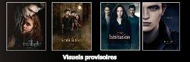 Toutes les infos côté romans Twilight!