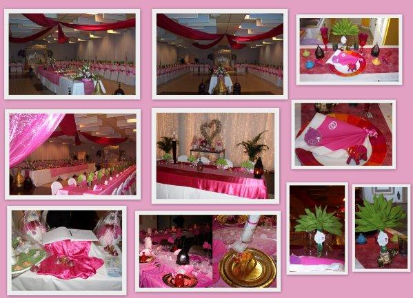Péle méle de divers décoration de table et de salle!