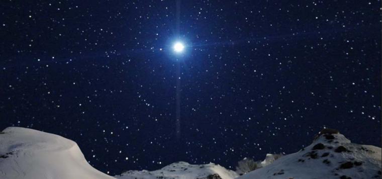 Les étoiles pour seuls témoins