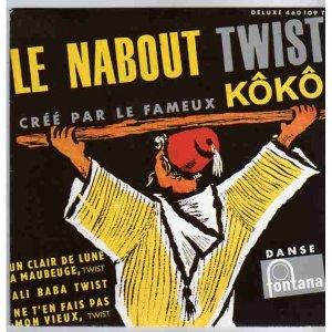 le nabout / Claude François-Ne t'en fais pas mon vieux (1962)