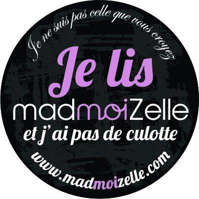 Culture G33kette : je lis MadmoiZelle et j'ai pas de culotte !