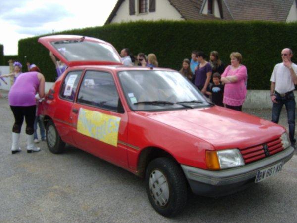 la voiture !!