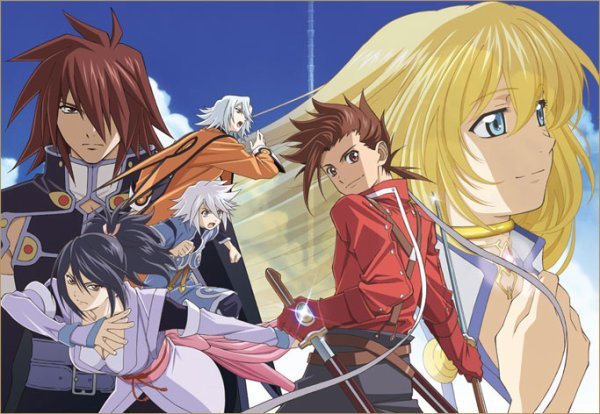 Tales of Symphonia The Animation ( テイルズオブシンフォニア The Animation )