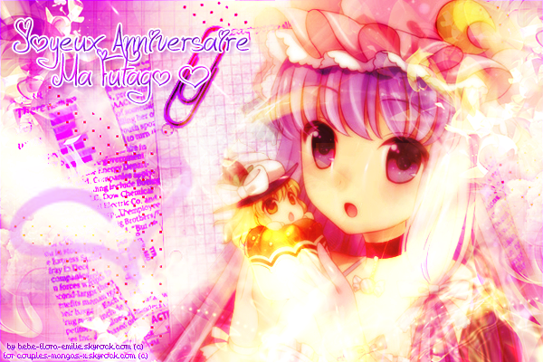 ♡ Joyeux Anniversaire Asuka ♡