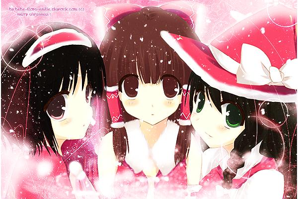 ❄ Joyeux Noël ❄ メリークリスマス ❄