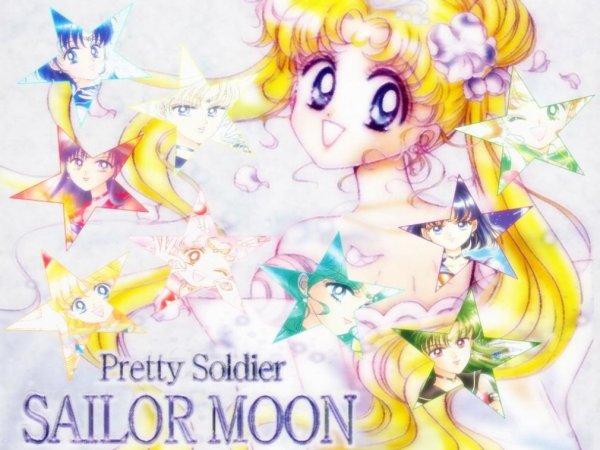 Bishoujo Senshi Sailor Moon ( 美少女戦士セーラームーン )