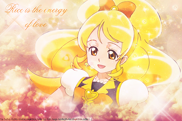 "♣ Happy Birthday Anne-chan "" Once we all eat, we'll be full of energy """