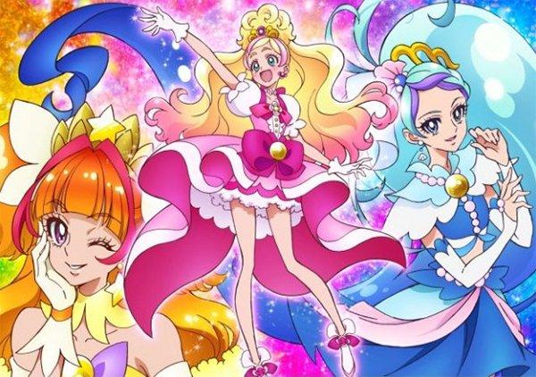 Go ! Princess Precure ( Go!プリンセスプリキュア )