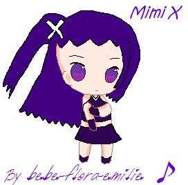 Chapitre 19 : Mimi est un Chara X ?!