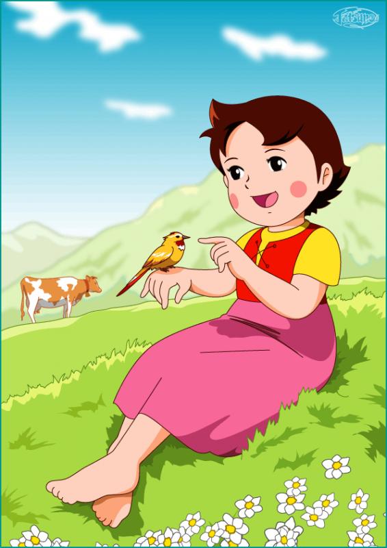 Heidi (アルプスの少女ハイジ)