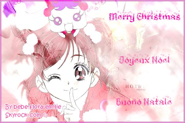 Joyeux Noël ❄ Merry Christmas ❄ Buon Natale ❄ メリークリスマス