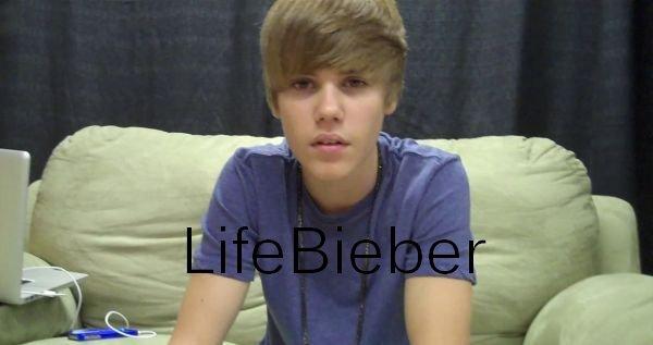 Pauvre Justin.. Serieusement, il est pas en pleine forme. Il a l'air d'aller vraiment mal..