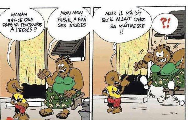 LES HOMMES MARIÉE ABOMINATION!!