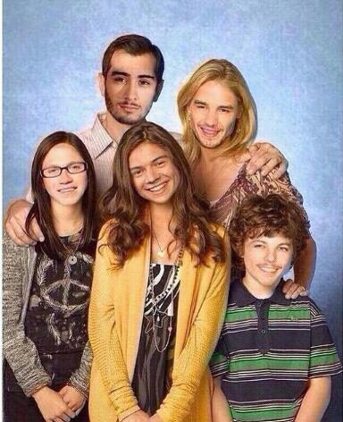 Belle famille nan ? ♥