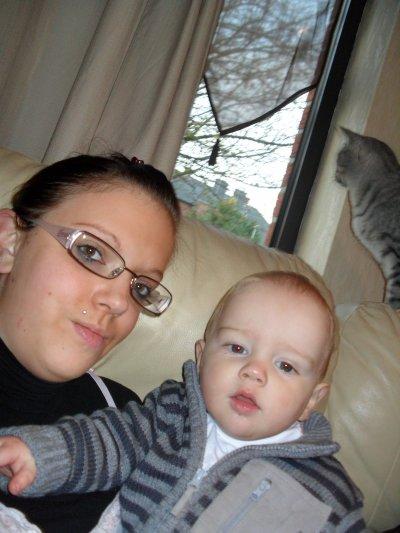 moi et mon fille fils enzo