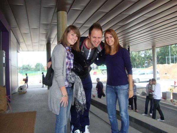moi , Veselinovic & Aline
