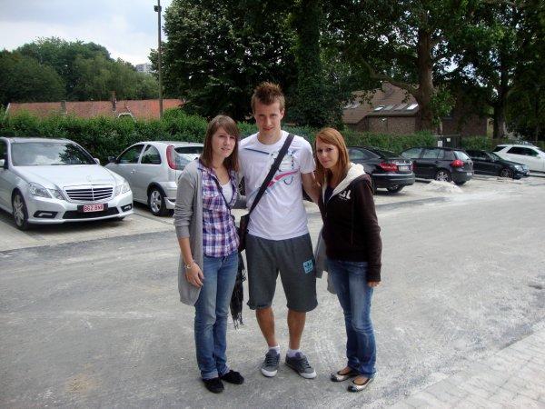 Moi, Lukas Marecek & Aline
