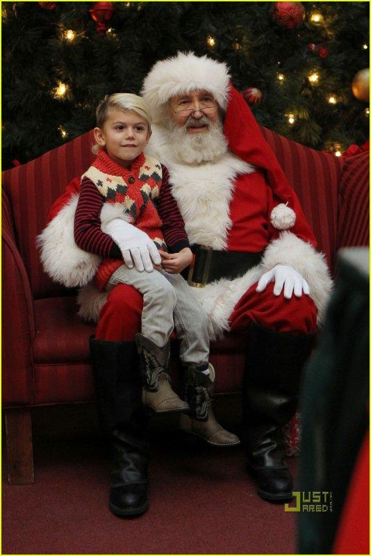 King & Père Noel