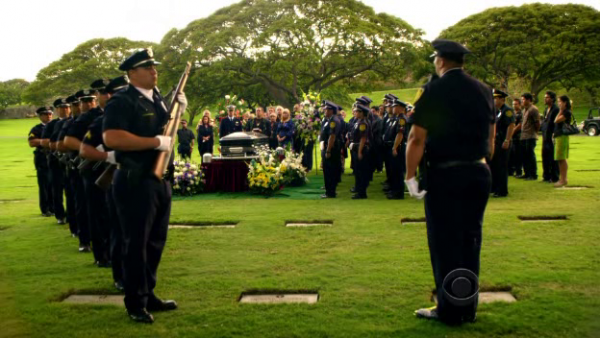 L'espoir existe encore: Chapitre 6: Un enterrement digne d'un SEAL